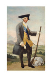 King Carlos Iii in Hunting Dress, C.1786