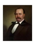Portrait of Colonel James Hervey Birch, Jr., C.1878