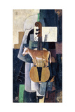 The Cow and the Violin, 1913