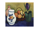 The White Jug with Flower and Fruit, 1910