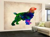 Spaniel Watercolor