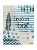 Dream Big Blue