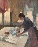 Woman Ironing, c.1876 - 1887