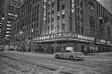 Winter Storm Juno Arrives in New York City