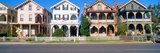 Victorian Homes in Cape May, New Jersey