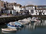 Falmouth Harbour, Falmouth, Cornwall, England, United Kingdom