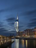 Spinnaker Tower, Portsmouth, Hampshire, England, United Kingdom