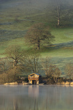 The Boathouse, Ullswater, Lake District National Park, Cumbria, England, United Kingdom, Europe
