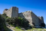 Kritinia Castle, Rhodes, Dodecanese Islands, Greek Islands, Greece