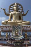 Big Buddha, Koh Samui, Thailand, Southeast Asia, Asia