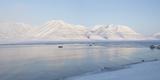 Dirigenten Mountain and Sea Ice