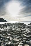 The Giants Causeway, County Antrim, Ulster, Northern Ireland, United Kingdom