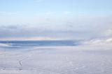 Adventdalen Valley, Adventfjorden Fjord (Advent Bay), Spitsbergen