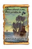 Amelia Island, Florida - Pirate Ship