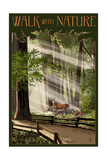 Walk with Nature - National Park WPA Sentiment