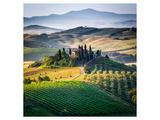 Tuscany Panorama Italy