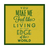 Living at the Edge 1