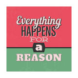Everything Happens for a Reason 1