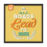 Roads to Rome