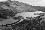 General View of Loch Lomond in Central Scotland. Circa 1952