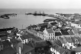 Donaghadee Harbour, 1914