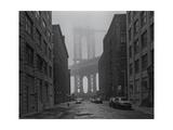 Manhattan Bridge Brooklyn View