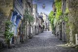 Dinan, the Jerzual Street