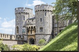 Medieval Royal Windsor Castle
