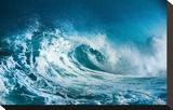 Ocean Wave Crushing