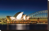 Sydney Opera House & Bridge