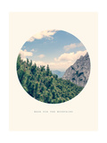 Inspirational Circle Design: Made for the Mountains