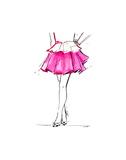 Peplum and Pink