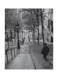 Montmartre Steps - Paris, France