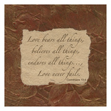 Corinthian Love