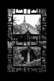 China 10MKm2 Collection - Asian Window - Chinese Architecture