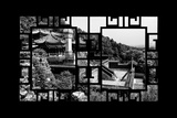 China 10MKm2 Collection - Asian Window - Summer Palace Architecture