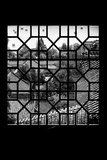 China 10MKm2 Collection - Asian Window - Roofs of Summer Palace - Beijing