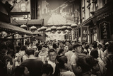 China 10MKm2 Collection - Chinese Street Atmosphere