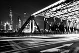 China 10MKm2 Collection - Garden Bridge at night - Shanghai