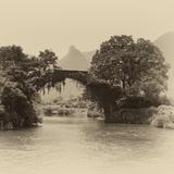 China 10MKm2 Collection - Guilin Yangshuo Bridge