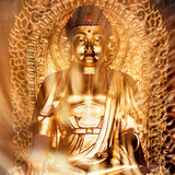 China 10MKm2 Collection - Gold Buddha