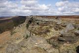 Stanage Edge, Derbyshire, 2009