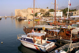 Harbour and Castle, Kyrenia (Girne), North Cyprus