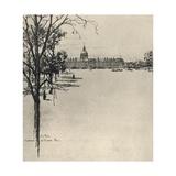 The Esplanade of Les Invalides, 1915