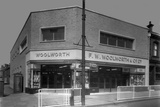 Woolworths Store, Parkgate, Rotherham, South Yorkshire, 1957