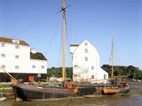 Tide Mill, Woodbridge, Suffolk, England