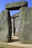 Detail of Stonehenge, C.3000-2000 Bc