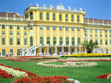 Schonbrunn Imperial Palace, Vienna, Austria
