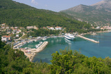 Harbour of Poros, Kefalonia, Greece