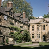 St Edmund Hall in Oxford, 13th Century